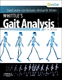 cover image - Evolve Resources for Whittle's Gait Analysis,5th Edition