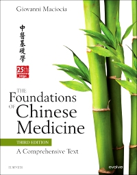 cover image - The Foundations of Chinese Medicine,3rd Edition