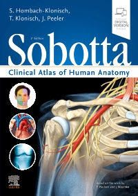 cover image - Sobotta Clinical Atlas of Human Anatomy, one volume, English