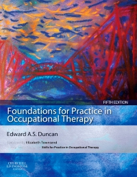 cover image - Foundations for Practice in Occupational Therapy,5th Edition