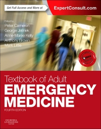 cover image - Textbook of Adult Emergency Medicine,4th Edition