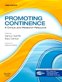 cover image - Evolve Resources for Promoting Continence,3rd Edition
