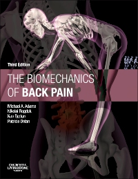 cover image - The Biomechanics of Back Pain - Elsevier eBook on VitalSource,3rd Edition