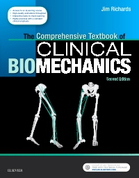 cover image - The Comprehensive Textbook of Clinical Biomechanics,2nd Edition