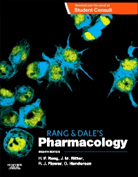 cover image - Evolve Resources for Rang & Dale's Pharmacology,8th Edition