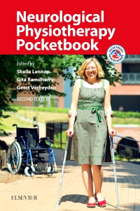 cover image - Neurological Physiotherapy Pocketbook,2nd Edition