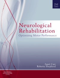 cover image - Neurological Rehabilitation - Elsevier eBook on VitalSource,2nd Edition