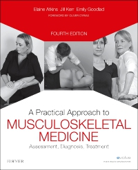 cover image - A Practical Approach to Musculoskeletal Medicine - Elsevier eBook on VitalSource,4th Edition