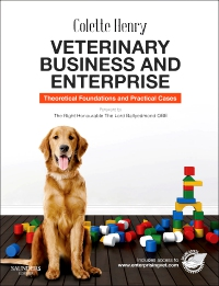 cover image - Veterinary Business and Enterprise - Elsevier eBook on VitalSource