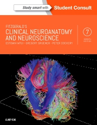 cover image - Fitzgerald's Clinical Neuroanatomy and Neuroscience,7th Edition