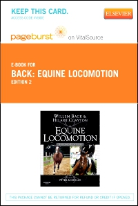 cover image - Equine Locomotion - Elsevier eBook on VitalSource (Retail Access Card),2nd Edition