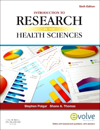 cover image - Introduction to Research in the Health Sciences - Elsevier eBook on VitalSource,6th Edition