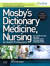 cover image - Mosby's Dictionary of Medicine, Nursing and Health Professions UK Edition - Elsevier eBook on Vitalsource