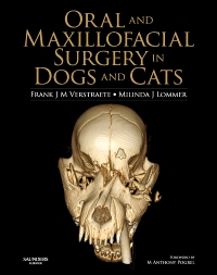 cover image - Oral and Maxillofacial Surgery in Dogs and Cats - Elsevier eBook on VitalSource