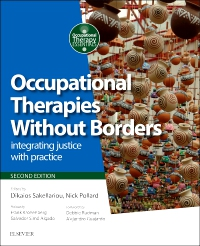 cover image - Occupational Therapies Without Borders,2nd Edition