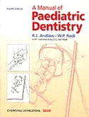 cover image - A Manual of Paediatric Dentistry - Elsevier eBook on VitalSource