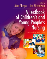 cover image - A Textbook of Children's and Young People's Nursing - Elsevier eBook on VitalSource