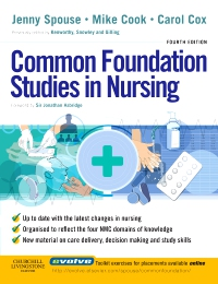 cover image - Common Foundation Studies in Nursing - Elsevier eBook on VitalSource,4th Edition