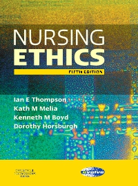 cover image - Nursing Ethics - Elsevier eBook on VitalSource,5th Edition