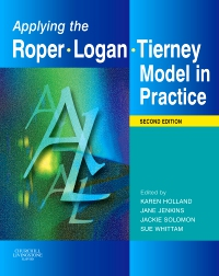 cover image - Applying the Roper-Logan-Tierney Model in Practice - Elsevier E-book on VitalSource,2nd Edition