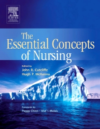 cover image - The Essential Concepts of Nursing - Elsevier eBook on VitalSource