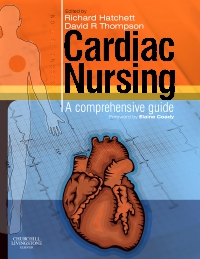 cover image - Cardiac Nursing - Elsevier eBook on VitalSource,2nd Edition