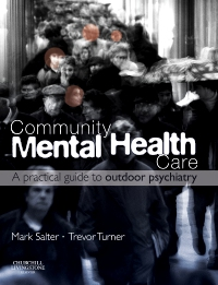 cover image - Community Mental Health Care - Elsevier eBook on VitalSource