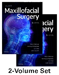 cover image - Maxillofacial Surgery,3rd Edition