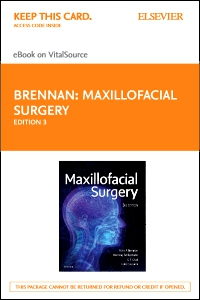 cover image - Maxillofacial Surgery - Elsevier eBook on VitalSource (Retail Access Card),3rd Edition