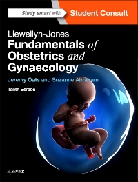cover image - Llewellyn-Jones Fundamentals of Obstetrics and Gynaecology,10th Edition