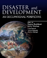 cover image - Disaster and Development: an Occupational Perspective - Elsevier eBook on VitalSource