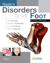 cover image - Neale's Disorders of the Foot - Elsevier eBook on VitalSource,8th Edition