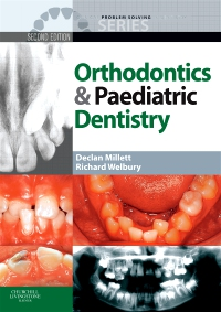 cover image - Clinical Problem Solving in Orthodontics and Paediatric Dentistry - Elsevier eBook on VitalSource,2nd Edition