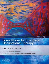 cover image - Foundations for Practice in Occupational Therapy - Elsevier eBook on VitalSource,5th Edition