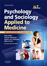cover image - Psychology and Sociology Applied to Medicine - Elsevier eBook on VitalSource,3rd Edition
