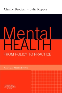 cover image - Mental Health - Elsevier eBook on VitalSource