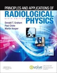 cover image - Principles and Applications of Radiological Physics - Elsevier eBook on VitalSource,6th Edition