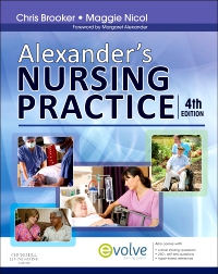 cover image - Alexander's Nursing Practice - Elsevier eBook on VitalSource,4th Edition