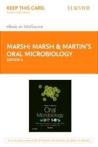 cover image - Marsh and Martin's Oral Microbiology - Elsevier eBook on VitalSource (Retail Access Card),6th Edition