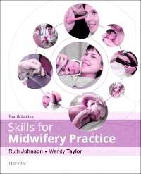 cover image - Skills for Midwifery Practice,4th Edition