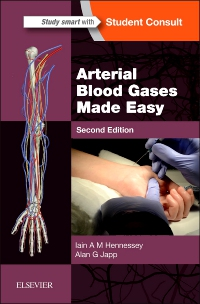 cover image - Arterial Blood Gases Made Easy,2nd Edition