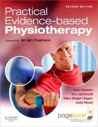 cover image - Practical Evidence-Based Physiotherapy - Elsevier eBook on VitalSource,2nd Edition