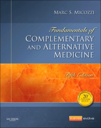 cover image - Fundamentals of Complementary and Alternative Medicine - Elsevier eBook on VitalSource,5th Edition