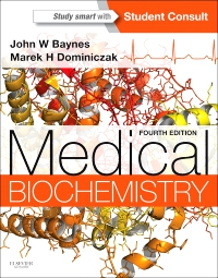 cover image - Medical Biochemistry Elsevier eBook on VitalSource,4th Edition