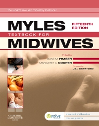 cover image - Myles' Textbook for Midwives - Elsevier eBook on VitalSource,15th Edition