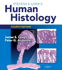 cover image - Stevens & Lowe's Human Histology Elsevier eBook on VitalSource,4th Edition