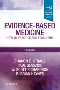 cover image - Evidence-Based Medicine,5th Edition