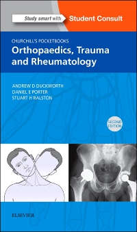 cover image - Churchill's Pocketbook of Orthopaedics, Trauma and Rheumatology,2nd Edition