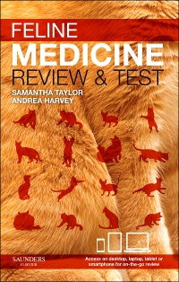 cover image - Feline Medicine - review and test - Elsevier eBook on VitalSource
