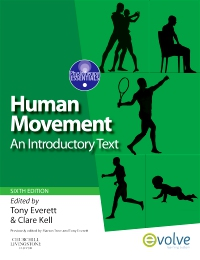 cover image - Human Movement - Elsevier eBook on VitalSource,6th Edition